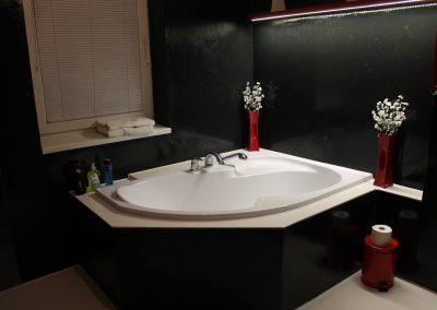 cemntová stěrka koupelna