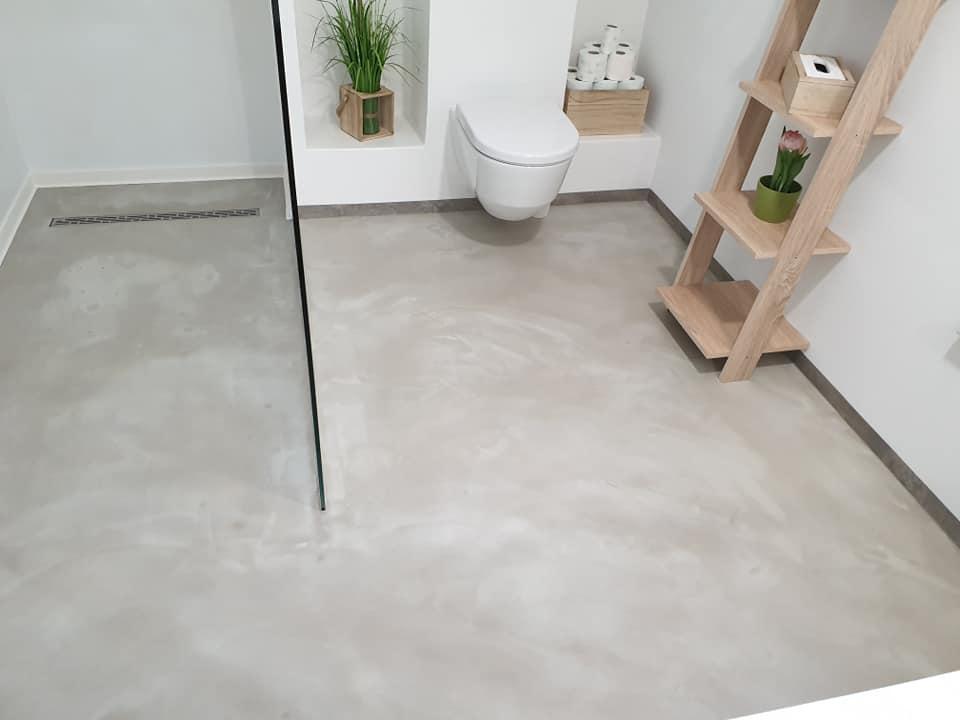 epoxidova sterka koupelna